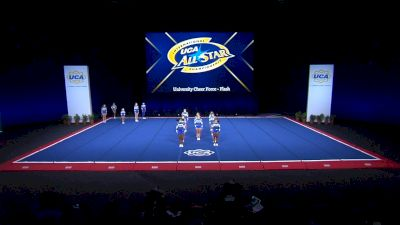 University Cheer Force - Flash [2021 L2 Youth - Small Day 1] 2021 UCA International All Star Championship