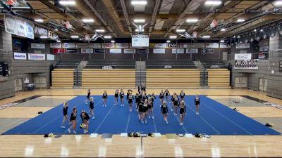 Desert Hills High School [Varsity Show Cheer Advanced] 2020 USA Arizona & Utah Virtual Regional