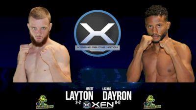 135: Brett Layton vs Lazaro Dayron