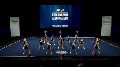 University of Pikeville [2021 Open All Girl Finals] 2021 UCA & UDA College Cheerleading & Dance Team National Championship