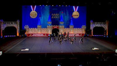 University of Cincinnati [2021 Division IA Hip Hop Finals] 2021 UCA & UDA College Cheerleading & Dance Team National Championship