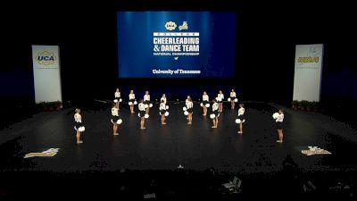 University of Tennessee [2021 Division IA Pom Semis] 2021 UCA & UDA College Cheerleading & Dance Team National Championship