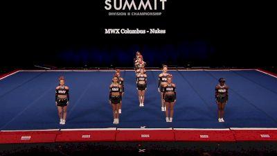 MWX Columbus - Nukes [2021 L4.2 Senior Coed - Small Finals] 2021 The D2 Summit