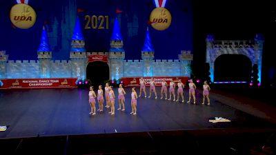 St Brendan High School [2021 Small Varsity Jazz Finals] 2021 UDA National Dance Team Championship