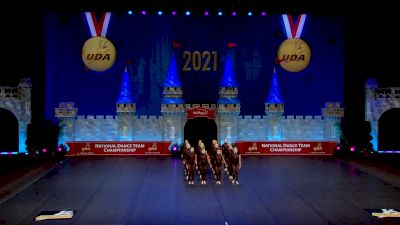St Josephs Academy [2021 Large Varsity Jazz Finals] 2021 UDA National Dance Team Championship