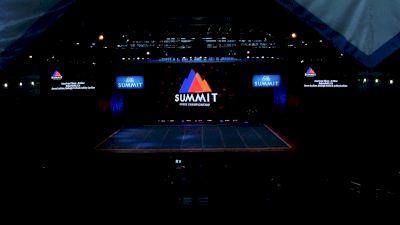 American Cheer - Jr Blue [2021 L2 Junior - Small Finals] 2021 The Summit