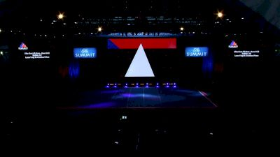 Elite Heat All-Stars - Rose Gold [2021 L3 Senior - Small Finals] 2021 The Summit