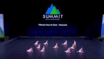 Ultimate Dance & Cheer - Diamonds [2021 Tiny Contemporary / Lyrical Semis] 2021 The Dance Summit
