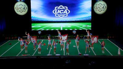 Lumberton High School [2021 Small Junior Varsity Game Day Semis] 2021 UCA National High School Cheerleading Championship