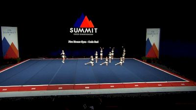Fire House Gym - Code Red [2021 L2 Junior - Small Wild Card] 2021 The Summit