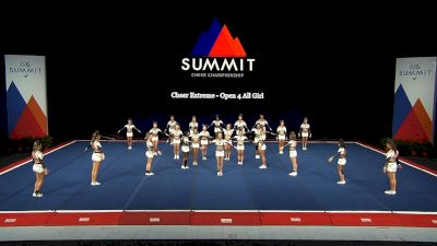 Cheer Extreme - Open 4 All Girl [2021 L4 International Open Prelims] 2021 The Summit