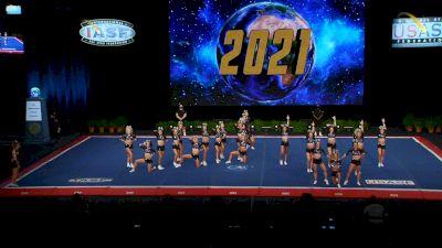 Spirit of Texas - Lady Reign [2021 L6 Senior Open Finals] 2021 The Cheerleading Worlds