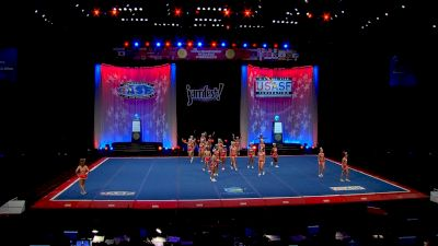 Cheer Extreme - Raleigh - SSX [2021 L6 Senior Small All Girl Semis] 2021 The Cheerleading Worlds