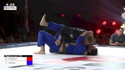 Vincent Vallejo vs Robert Graham | Fight To Win 179