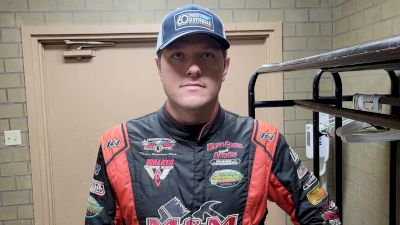 Marks Finds Momentum in Knoxville Prelim