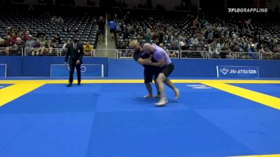 ERICK HASTINGS vs ASHOT SARGISOVICH 2021 World IBJJF Jiu-Jitsu No-Gi Championship