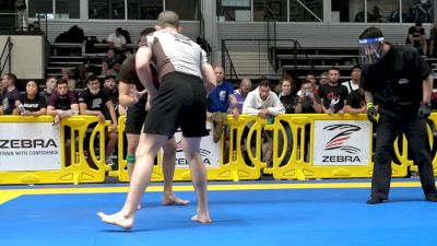 Troy Russell Counters A Caio Terra Footlock With This Precise Heel Hook