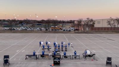 Plano West HS Winter Drumline - Animal