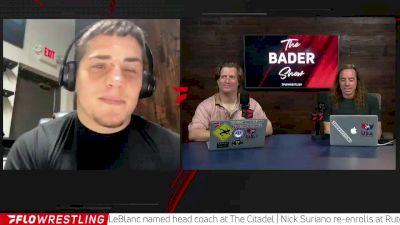 Nathan Tomasello Full Bader Show Interview