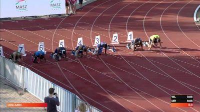 Noah Lyles Wins 100m In 10.05