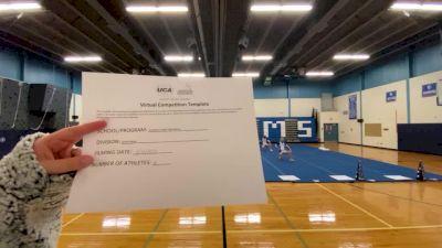 Southern Lehigh High School [Small Varsity Division II] 2021 UCA January Virtual Challenge
