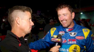 Tim McCreadie Goes 19th-To-2nd During 51st World 100