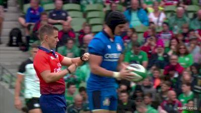 Highlights: Ireland vs Italy