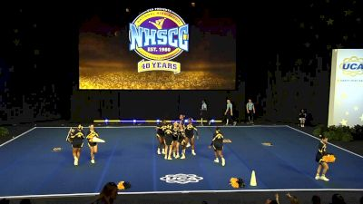 St Catharine Academy [2020 Junior Varsity Non Tumbling Finals] 2020 UCA National High School Cheerleading Championship