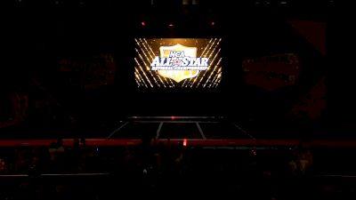 Laredo All American Starbursts [2020 L2 Small Junior Day 1] 2020 NCA All-Star Nationals
