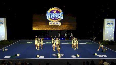 Costa Mesa High School [2020 Small Varsity Coed Non Tumbling Finals] 2020 UCA National High School Cheerleading Championship