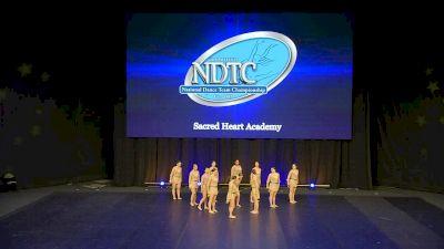 Sacred Heart Academy [2020 Medium Jazz Prelims] 2020 UDA National Dance Team Championship