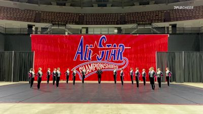 Champion Legacy Dance Academy - Senior All Stars [Senior Large Pom] 2020 All Star Season Celebration