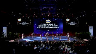 Liberty University [2020 Cheer Division IA Semis] 2020 UCA & UDA College Nationals