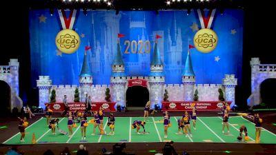 Denham Springs High School [2020 Large Game Day Division I Finals] 2020 UCA National High School Cheerleading Championship