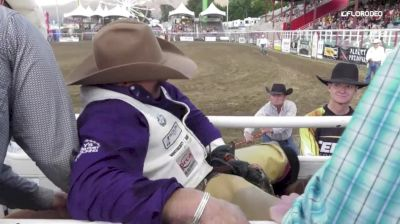 Ty Taypotat: Armstrong IPE Champion Bareback Rider