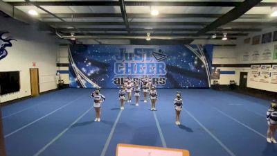 Just Cheer All Stars - Jungle Cats [L2 Youth - Small] 2021MG Extravaganza Virtual Nationals