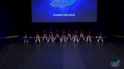 Southside High School [2019 Medium Hip Hop Prelims] UDA National Dance Team Championship
