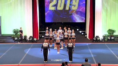 Rising Stars - Electra (England) [2019 L6 International Open Small Coed Finals] 2019 The Cheerleading Worlds