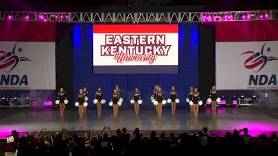 Eastern Kentucky University [2019 Pom Division I Finals] 2019 NCA & NDA Collegiate Cheer and Dance Championship