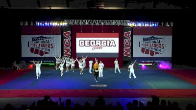 Georgia Tech [2019 Intermediate Coed IA Finals] 2019 NCA & NDA Collegiate Cheer and Dance Championship