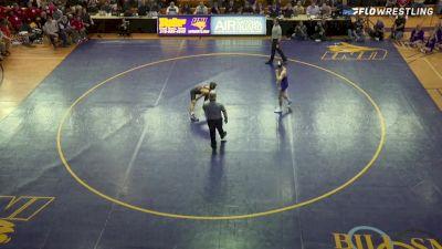 Jacob Schwarm (Northern Iowa) vs Alex Thomsen (Nebraska)