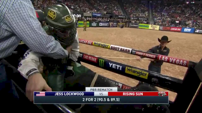 Lockwood Rides Rising Sun For 91.25