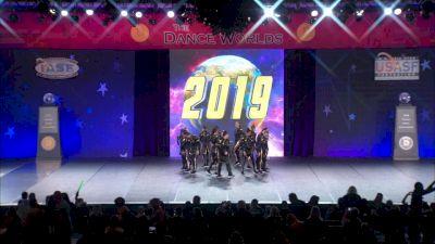 Dollhouse Dance Factory - Chun Li [2019 Open Elite Hip Hop Finals] 2019 The Dance Worlds