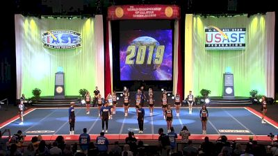 Ultimate Cheer Lubbock - Royal Court [2019 L6 International Open Small Coed Finals] 2019 The Cheerleading Worlds