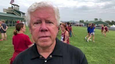 Arkansas Women's Head Coach Lance Harter Is Eyeing 2019 Title Sweep