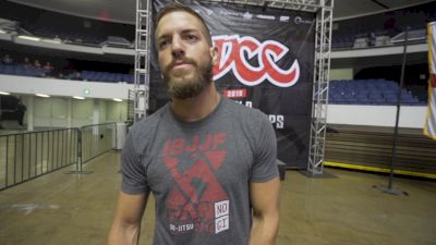 Dan Martinez Talks Making ADCC Debut On Two Days Notice