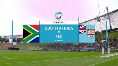 South Africa vs Fiji | 2019 Oktoberfest 7s