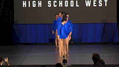 Smithtown High School West Varsity Whisperettes [2020 Medium Varsity Team Performance Prelims] 2020 NDA High School Nationals