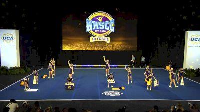 Hanford High School [2020 Junior Varsity Non Tumbling Finals] 2020 UCA National High School Cheerleading Championship
