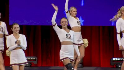 Florida State University [2020 All Girl Division IA Finals] 2020 UCA & UDA College Nationals